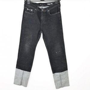 Baykanlar Black Baggy Boy Jeans